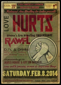 Rawfl flyer 2014